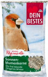 Krmivo pro ptáky slunečnicová semínka Dein Bestes