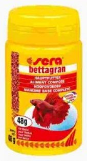Krmivo pro ryby Bettagran Sera