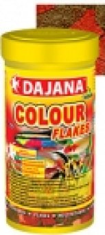 Krmivo pro ryby Colour flakes Dajana
