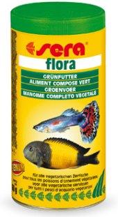 Krmivo pro ryby Flora Sera