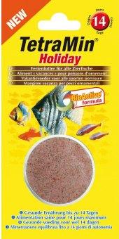 Krmivo pro ryby Holiday Tetra