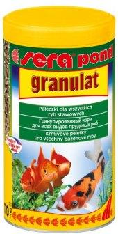 Krmivo pro ryby Pond Granulat Sera