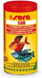 Krmivo pro ryby Sera
