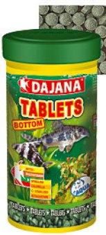 Krmivo pro ryby žijící na dně nádrže Dajana