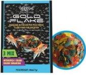 Krmivo pro studenovodní ryby Gold Haquoss