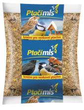 Krmivo pro venkovní ptactvo výživné zimní Ptačí mls