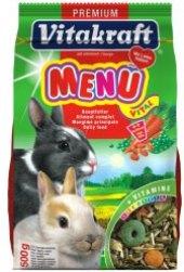 Krmivo pro zakrslé králíky Menu Vital Vitakraft