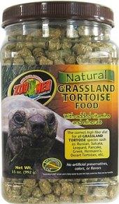 Krmivo pro želvy Natural Grassland Zoomed