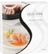 Kroužky krevetové Selection