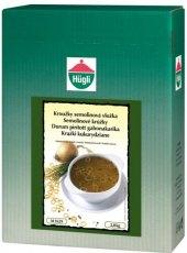 Kroužky semolinové do polévky Hügli