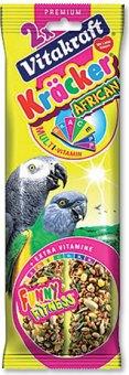 Pamlsky pro papoušky křupavé tyčinky Kracker Vitakraft