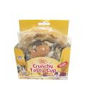 Pamlsky pro hlodavce křupavý ovocný košíček Quiko