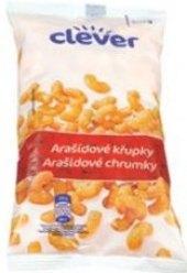 Křupky arašídové Clever