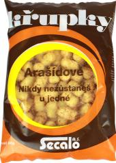 Křupky arašídové Secalo
