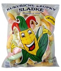 Křupky kukuřičné sladké Avelopa