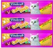 Pamlsky pro kočky tyčinky Vitakraft