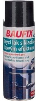 Krycí lak s kladívkovým efektem 2v1 Baufix
