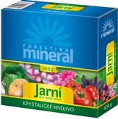 Krystalické jarní hnojivo Forestina mineral