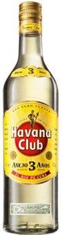 Rum kubánský bílý Aňejo 3 Anos Havana club