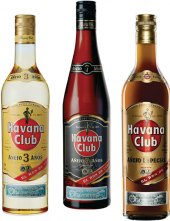 Rum kubánský Havana club