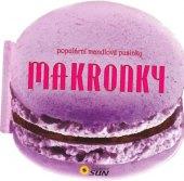 Kuchařka Makronky, populární mandlové pusinky