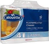 Kuchyňské utěrky 3vrstvé Alouette