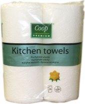 Utěrky kuchyňské Coop Premium