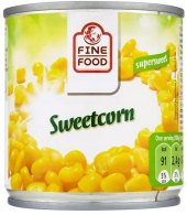 Kukuřice Fine Food