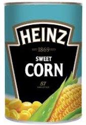 Kukuřice Heinz