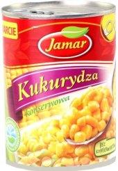 Kukuřice Jamar
