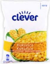 Kukuřice mražená Clever