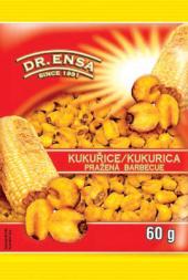 Kukuřice pražená barbecue Dr. Ensa