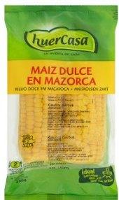 Kukuřice předvařená cukrová HuerCasa