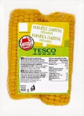 Kukuřice předvařená klasy Tesco