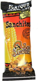 Kukuřice pražená Sanchitos