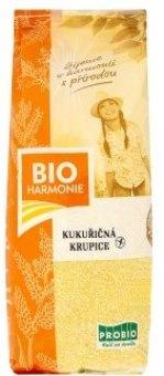 Kukuřičná krupice Bio Harmonie