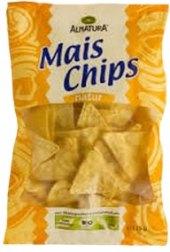 Chipsy kukuřičné BIO Alnatura