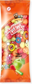 Kuličky kukuřičné sladké Pekkos