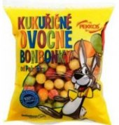 Bonbonky kukuřičné ovocné Pekkos