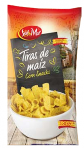 Snack kukuřičný Sol&Mar