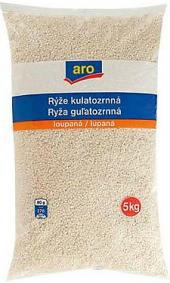Kulatozrnná rýže Aro