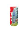 Kuličkové gumovací pero Uni-ball