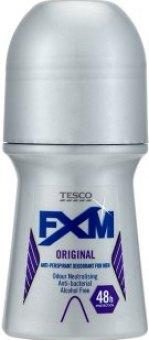 Deodorant kuličkový roll-on Tesco