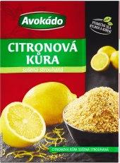 Kůra citronová Avokádo