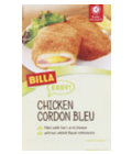 Kuřecí cordon bleu Easy Billa
