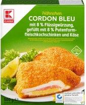 Kuřecí Cordon Bleu mražený K-Classic