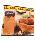Čtvrtky kuřecí mražené Glenfell