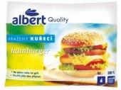 Hamburger kuřecí mražený Albert Quality