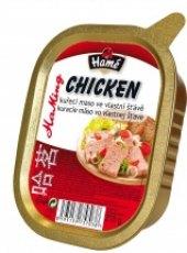 Maso kuřecí ve vlastní šťávě Chicken Hamé