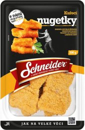 Kuřecí nugetky Schneider